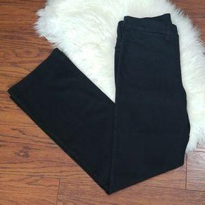 NYDJ Black Trousers